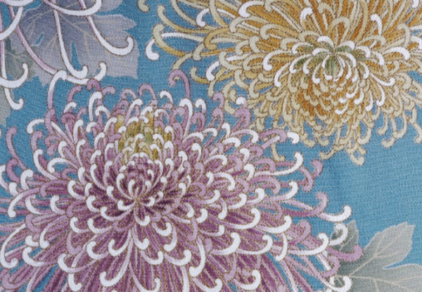 開運和柄占い9月生まれ『菊』画像