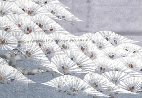 開運和柄占い11月生まれ『松』画像