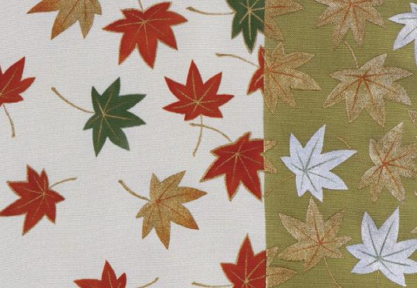 開運和柄占い10月生まれ『紅葉』画像