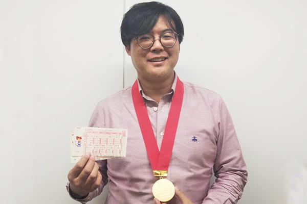 当金メダル編集長