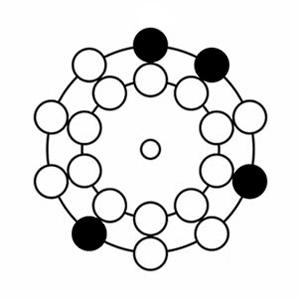 大石工房の「ナンバーズ4 回転盤攻略法」3月5日(木)