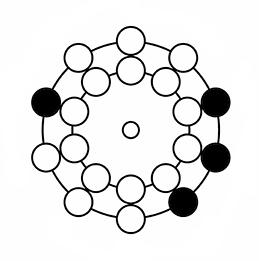 大石工房の「ナンバーズ4 回転盤攻略法」第5394回(2020年3月19日 木 抽せん)予想