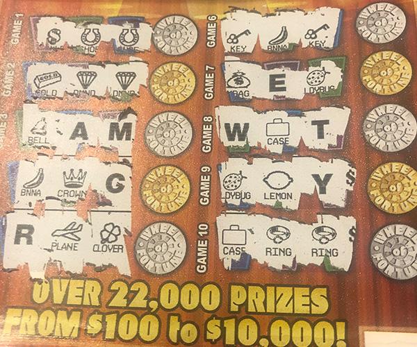 菊タロー海外宝くじコラム19年8月Wheel of Fortune3