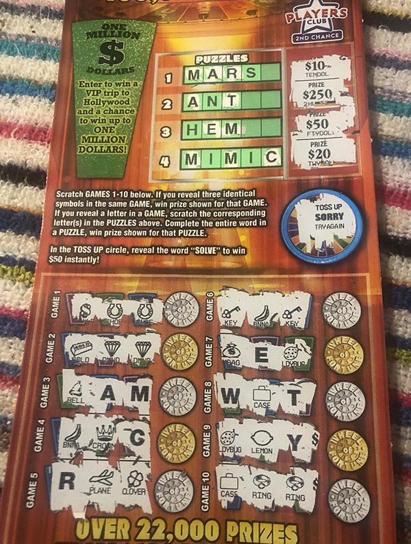 菊タロー海外宝くじコラム19年8月Wheel of Fortune4