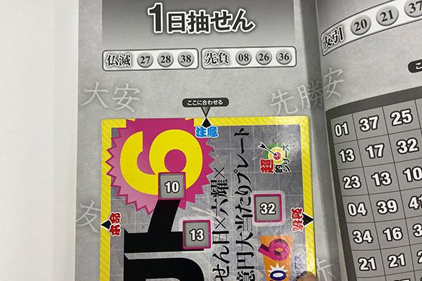 【ロト6】「抽せん日×六耀×6億円大当たりプレート」第1522回(2020年10月1日抽せん)注意予想