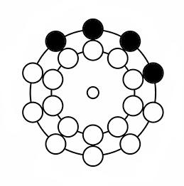 大石工房の「ナンバーズ4回転盤攻略法」9月7日(月)~11日(金)予想