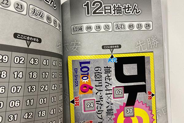 【ロト6】「抽せん日×六耀×6億円大当たりプレート」第1525回(2020年10月12日抽せん)大穴予想