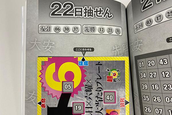 【ロト6】「抽せん日×六耀×6億円大当たりプレート」第1528回(2020年10月22日抽せん)注意予想