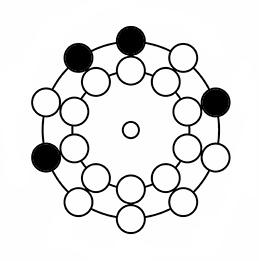 【ナンバーズ4】大石工房の「回転盤攻略法」10月12日(月)~16日(金)予想