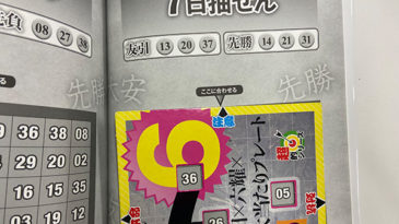 【ロト6】「抽せん日×六耀×6億円大当たりプレート」第1541回(2020年12月7日抽せん)注意予想
