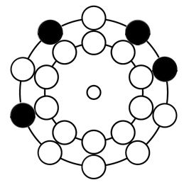 【ナンバーズ4】大石工房の「回転盤攻略法」11月9日(月)~13日(金)予想