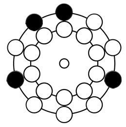 大石工房のナンバーズ4「回転盤攻略法」11月16日(月)~20日(金)予想