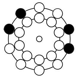 【ナンバーズ4】目指すはストレート!大石工房の「回転盤攻略法」11月30日(月)~12月4日(金)予想