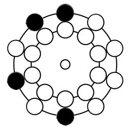 【ナンバーズ4】目指すはストレート!大石工房の「回転盤攻略法」12月28日(月)~30日(水)予想