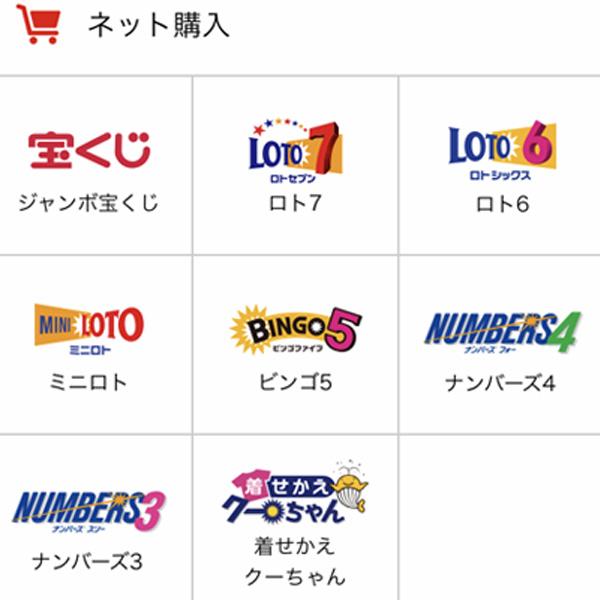 宝くじ公式サイトで「ビンゴ5」の購入開始!