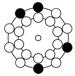 【ナンバーズ4】目指すはストレート!大石工房の「回転盤攻略法」1月4日(月)~8日(水)予想