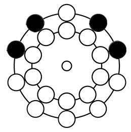 【ナンバーズ4】目指すはストレート!大石工房の「回転盤攻略法」1月18日(月)~22日(金)予想