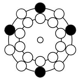 【ナンバーズ4】目指すはストレート!大石工房の「回転盤攻略法」2月22日(月)~26日(金)予想