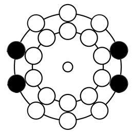 【ナンバーズ4】目指すはストレート!大石工房の「回転盤攻略法」3月22日(月)~26日(金)予想