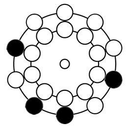 【ナンバーズ4】目指すはストレート!大石工房の「回転盤攻略法」4月5日(月)~4月9日(金)予想