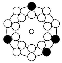 【ナンバーズ4】目指すはストレート!大石工房の「回転盤攻略法」4月12日(月)~4月16日(金)予想
