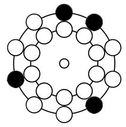 【ナンバーズ4】目指すはストレート!大石工房の「回転盤攻略法」4月19日(月)~4月23日(金)予想