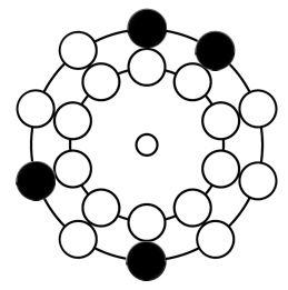 【ナンバーズ4】目指すはストレート!大石工房の「回転盤攻略法」4月26日(月)~4月30日(金)予想